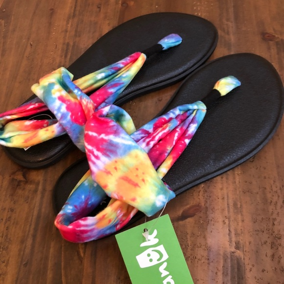 217be05c8fc6 Sanuk Women Yoga Sling 2 Sandal -Multicolor